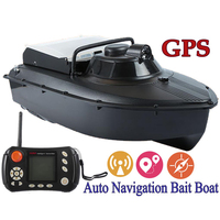 Джабо 2AG 10A gps Auto навигации рыбалка приманка лодки 2,4 г gps Играть Гнездо лодка с 8 шт. целевой точки