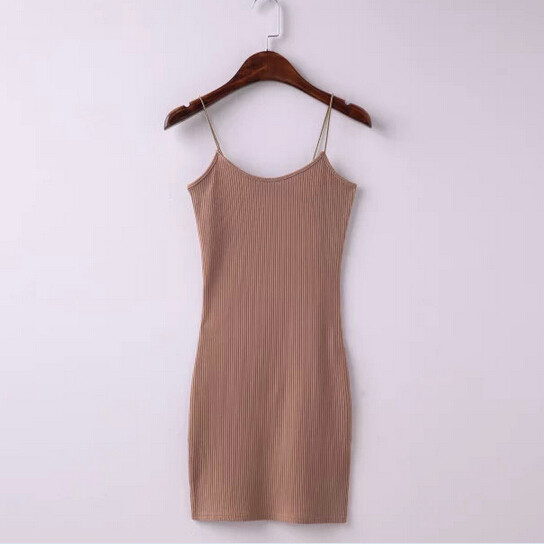 HTB10V4nLVXXXXbnXVXXq6xXFXXXK - FREE SHIPPING Sexy Summer Rubber Bodycon Sleeveless Dress JKP276