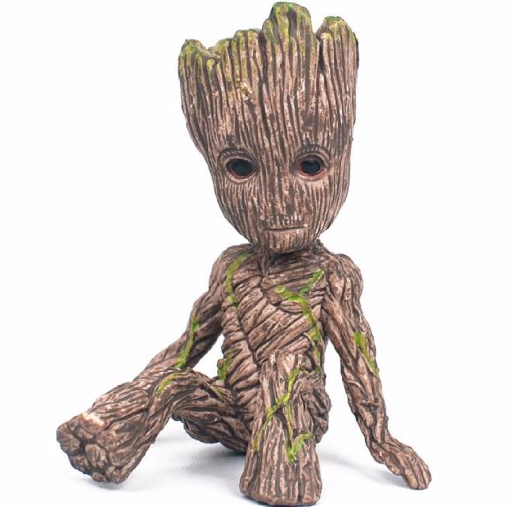 1Pcs Guardians Of The Galaxy 2 Tree Man Baby Sitting