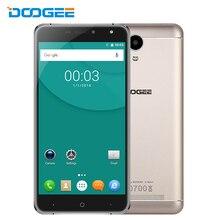 Оригинал DOOGEE X7 Pro 16 ГБ ROM 2 ГБ ОПЕРАТИВНОЙ ПАМЯТИ Смартфона 6.0 дюймовый Экран MTK6737 Android 6.0 Quad Core 8MP 3700 мАч OTG мобильный