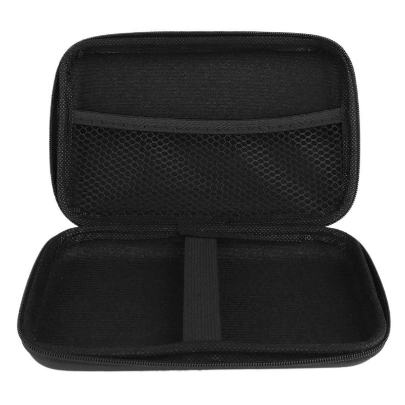 EVA PU Hard Shell Carry Case Bag Cover Pouch for 3.5 Inch Disk Drive