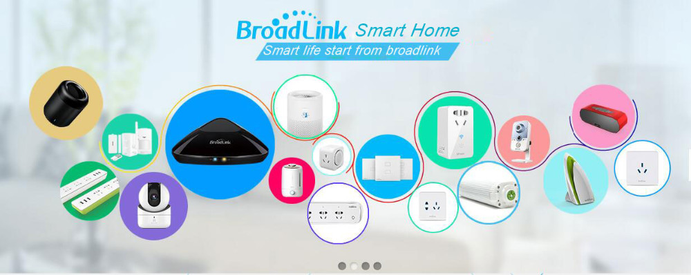 Broadlink-smart-home