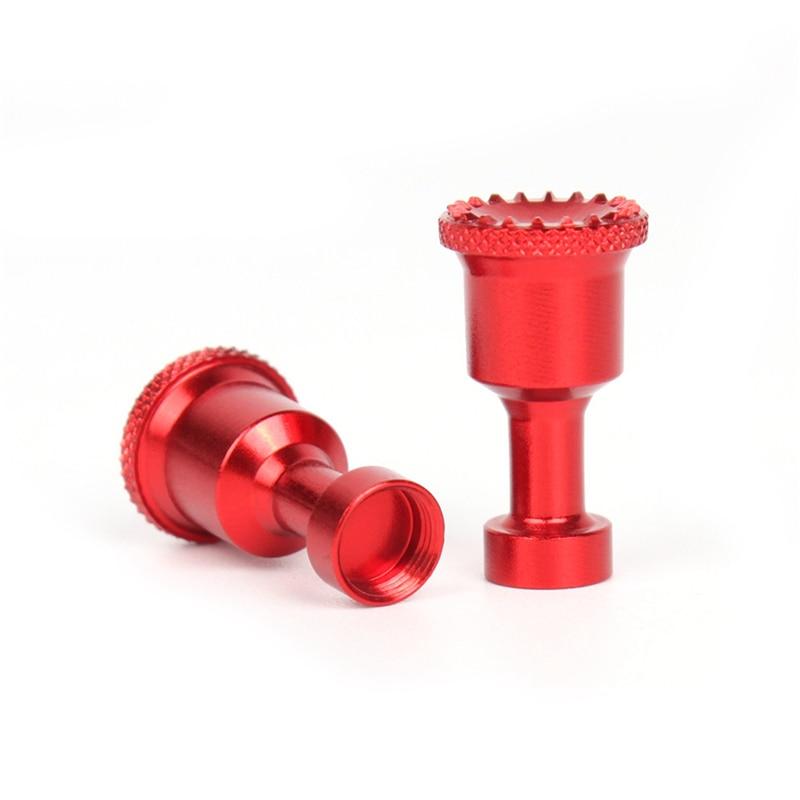 1 Paar Remote Controller Joystick Aluminium Zender Thumb Rocker Vervangende Onderdelen Voor Dji Mavic Air