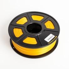1 кг 1,75 мм PLA нить для 3D печати с 0,02 мм допуском и без пузырей
