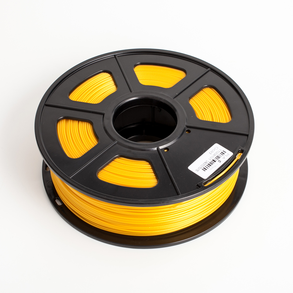1kg 1.75mm PLA filament for 3D printing with 0.02mm tolerance and no bubble