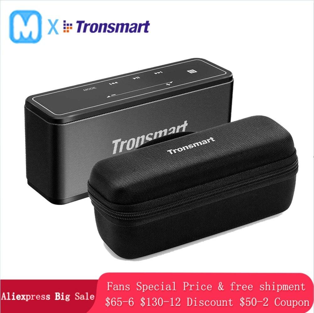 Tronsmart Mega Speaker 5 coupon Bluetooth Wireless Speaker free shipment 3D Digital Sound TWS 40W Output