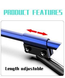 Image 4 - Universal 7/8 22mm CNC Aluminum Motorcycle Handlebar Handle bar For yamaha honda suzuki kaeasaki