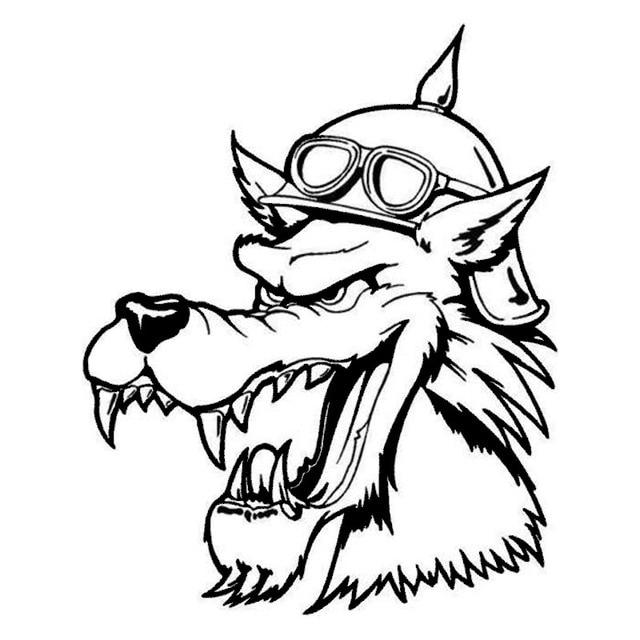 Aliexpresscom Comprar 146178 CM de Dibujos Animados Lobo Con