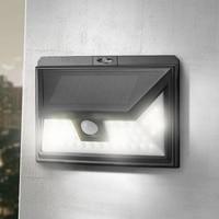 ARILUX AL SL11 44 LED Solar Light Waterproof PIR Motion Sensor Solar Power LED Garden Light