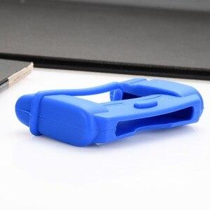 Image 5 - 1 pcs Fivela do Cinto de Segurança Do Carro Cobre Estofamento Anti Scratch Protetor de Silício Almofada Interior Fivela Cintos de segurança Do Carro Estofamento Acessórios