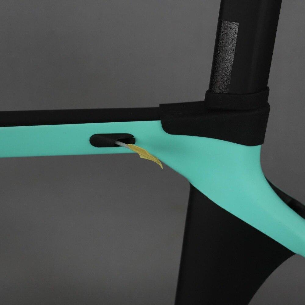 Marco de carreras de bicicleta SERAPH de color personalizado