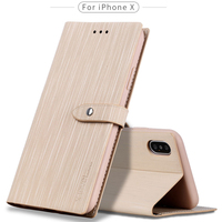 X Level New Hot Sale For IPhone X 7 8 Plus Case Luxury Slim Soft Silicone