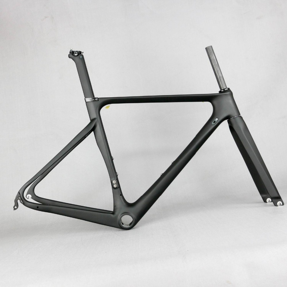 2019 new design carbon bicycle frame TT-R10 seraph carbon bike Frame все цены