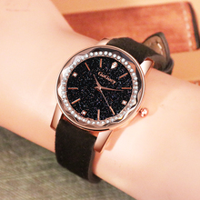 zegarek damski Luxury GoGoey Women Watches Starry Sky Ladies Clock Fashion Diamond Female Quartz Wristwatches relogio feminino