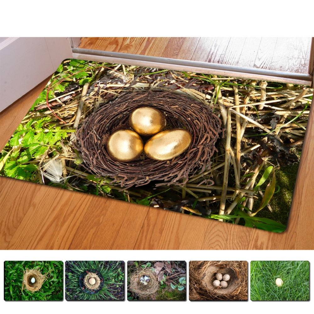 Funny bathroom rugs - 2016 Creative Thin Indoor Mats Rugs For Home Funny Bathroom Rugs 40x60cm Tapis Cuisine Kitchen Doormat