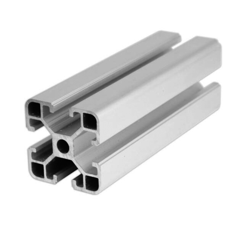 1PC 4040 Aluminum Profile Extrusion 100-800MM Length European Standard Anodized Linear Rail for DIY CNC 3D Printer Workbench