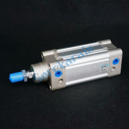 DNC-50-50-PPV-A Bore 50mm Stroke 50mm Pneumatic Cylinder DNC Standard Cylinder Double Acting new 50mm cylinder