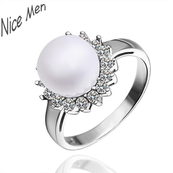 2262e20dae503 US $5.75 |Sunflower finger wear jewelry R002 wholesale latest pearl ring  designs for women-in Rings from Jewelry & Accessories on Aliexpress.com |  ...