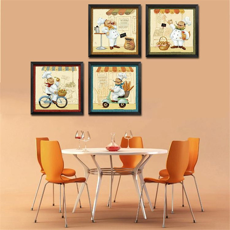 Unique Kiss The Cook Wall Decor Adornment - Wall Art Collections ...