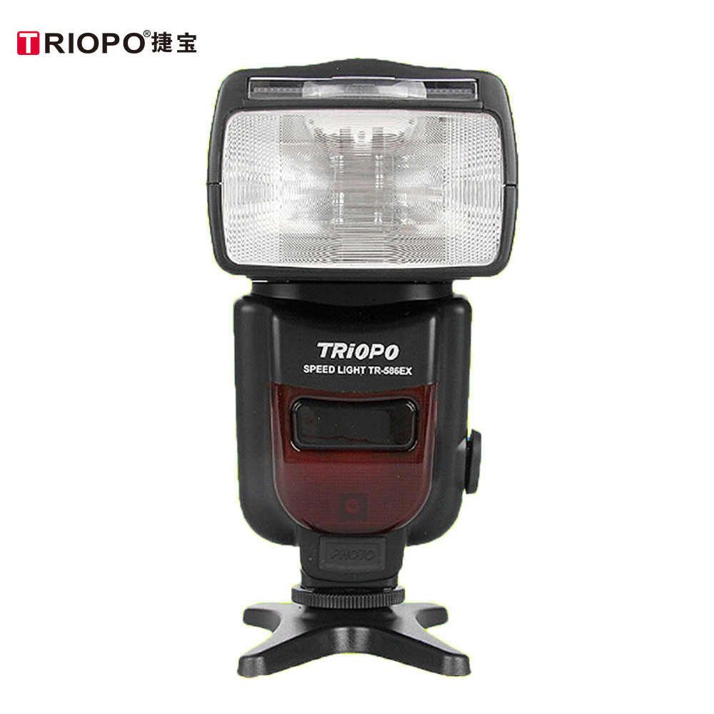Detail Feedback Questions about New TRIOPO TR 950 Speedlite