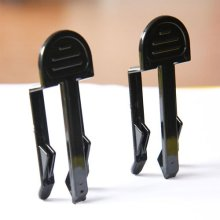 BF040 Quality trash clip junk folder high quality 8.5*3*1.5CM 2pcs/pack  free shipping