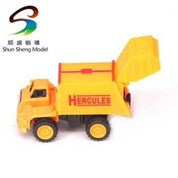 1:100 garbage truck transport NEW