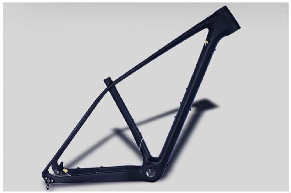 2017 mountain bike carbon frame bicycle frame 29er lightweight bike ...