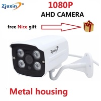CCTV Hot Outdoor AHD Camera 1080P 4pcs Array Led 3 6mm Waterwoof Security Clear Night Vision