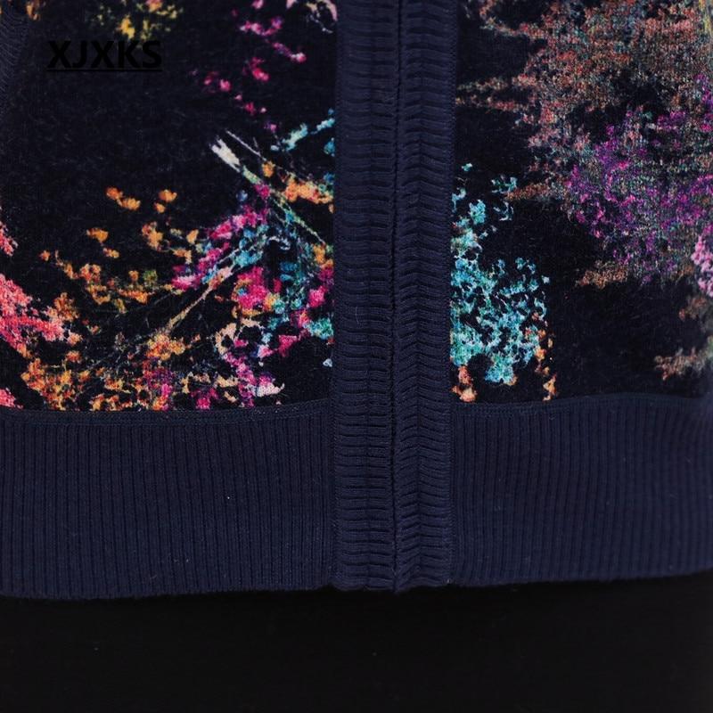 Vestito Del Tuta Di Cappotto Madre Caldo Lunga Sportiva Nuovo 4 Color Top Manica 2017 3 A Della color color Ispessimento Più Inverno Rivestimento Xjxks Maglia color 2 Dalla Velluto 1 OHawPqXwU