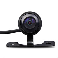 Waterproof HD Car Rear Camera Built In Distance Scale Lines Car Rear View Camera Car Reverse