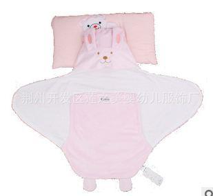 Algodão cobertor do bebê recém-nascido Receber Cobertores envelope para recém-nascidos multi-purpose cama cobertor swaddle saco de dormir