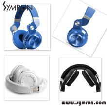 Symrun T2 Plus Fashionable Folded Over The Ear Headphones Bt 4.1 Support Fm Radio Earphone Stereo Headsets