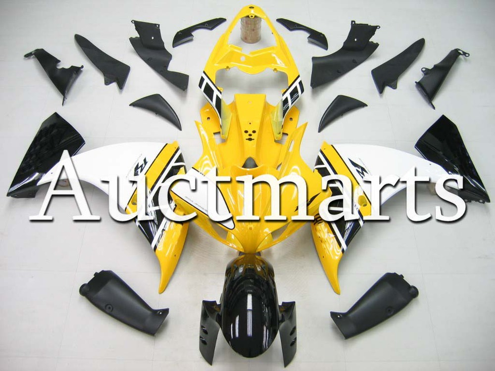 For Yamaha YZF 1000 R1 2009 2010 2011 2012 YZF1000R inject ABS Plastic motorcycle Fairing Kit YZFR1 09 10 11 12 YZF1000R1 CB15