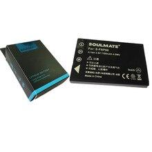 NP-60 FNP60 NP60 SLB 1137 1037 CNP-30 K5000 D-Li2 Digital Camera Battery Li-20B For Fujifilm F50I F501 F401 F402 ZOOM F410 F601