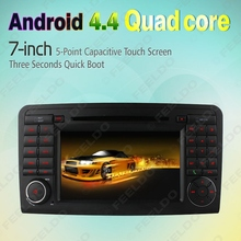 7″ inch Android 4.4.4 Quad Core Car DVD GPS Radio Head Unit For Mercedes Benz X164 (05~12) GL320/GL350/GL420/GL450/GL500#FD-4617