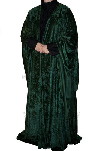 Professor McGonagall Cosplay Robe Cloak from Harry Free Shipping Custom Made for Christmas