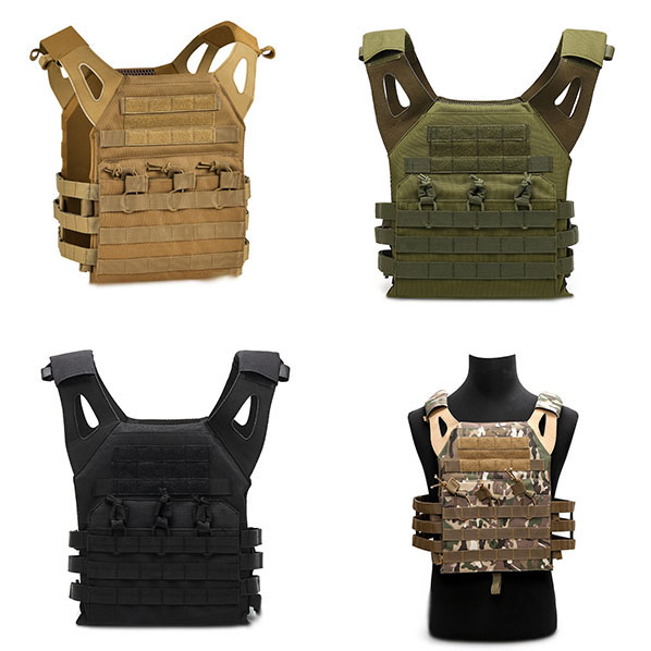 Wholesale Army Green Tactical Combat Vest JPC Outdoor Hunting Wargame Paintball Protective Plate Carrier Waistcoat Airsof