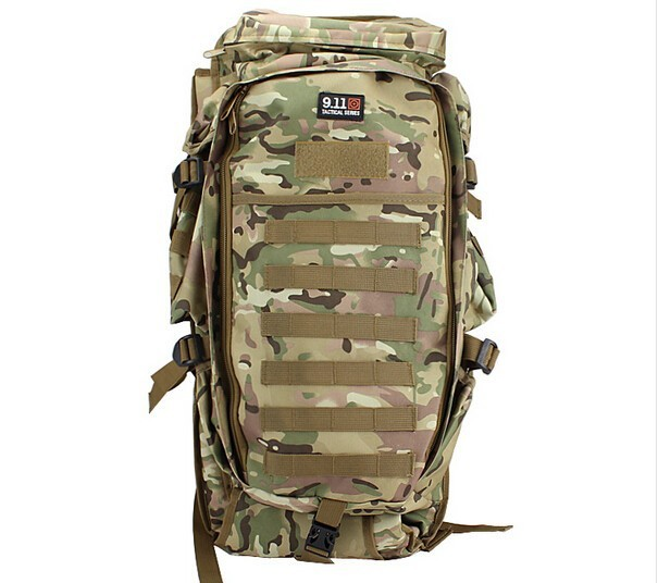 23aa3f8f7c3f Airsoft Multi-use bag Large backpack tactical military backpack for camping  traveling Day Pack