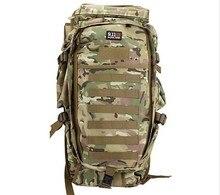 Airsoft multi-uso de las bolsas mochila Grande mochila táctica militar para acampar viaje Mochila