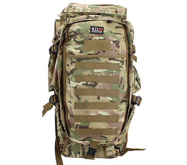 Airsoft sac multi-usage grand sac à dos tactique militaire sac à dos pour camping voyage jour Pack