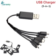 3.7v 500mA (5 in 1) Charger For Visuo Xs809 Xs809w Xs809hw SG700 DM107s S169 Multi-function charging