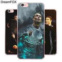 M076 Cristiano Ronaldo Soft TPU Silicone Case Cover For Apple iPhone 11 Pro X XR XS Max 8 7 6 6S Plus 5 5S SE 5C 4 4S
