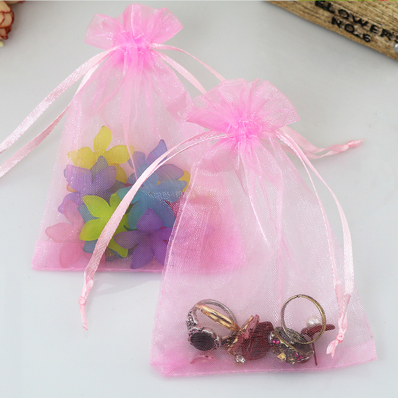 Festliche & Party Supplies 10 Teile/pakete 35x50 Cm Große Organza Beutel Hochzeit Geschenk Taschen Schmuck Beutel Weihnachten Schmuck Verpackung Display 6z