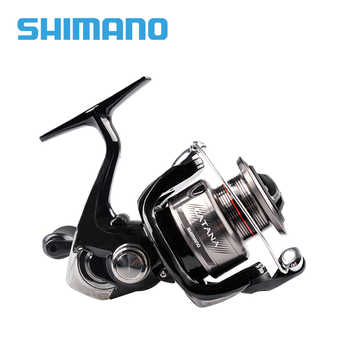 SHIMANO CATANA Spinning Fishing Reel 2500 2500HG C3000 C3000HG 4000 4000HG saltwater 8.5kg Max Drag ARC Spool Fishing Reels