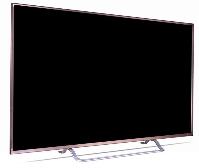 75 84 pouces smart TV LED 2 2s téléviseurs 55 pouces réel 4K 3840*2160 Ultra HD Quad Core ménage LED moniteur d'affichage TV