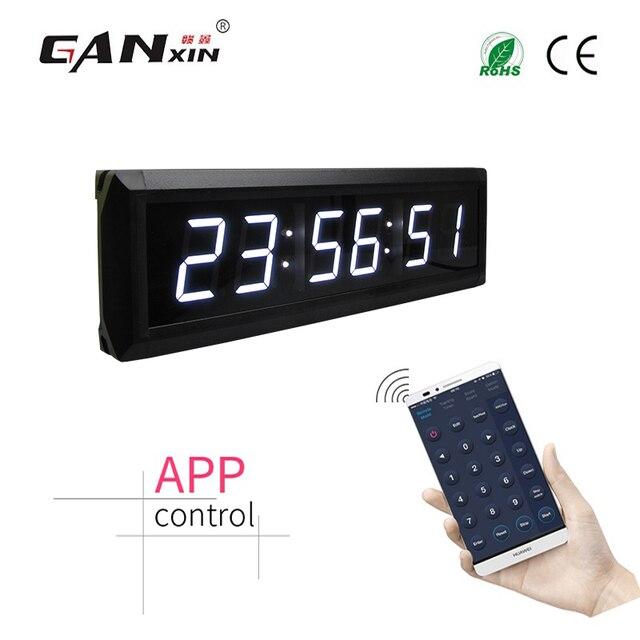 ffb6205997f  GANXIN  Remoto controle APP 1.8   6 dígitos LEVOU Relógio de Contagem  Regressiva