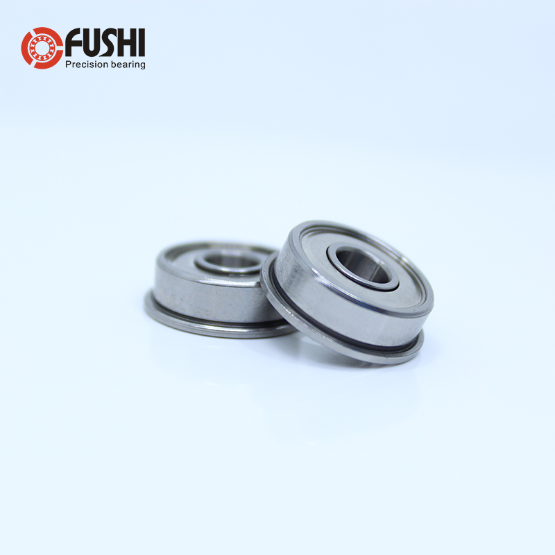 F606zz F608zz  Bearing F623zz F624zz  ABEC-1 10PCS Double Shielded Inch Ball Bearings