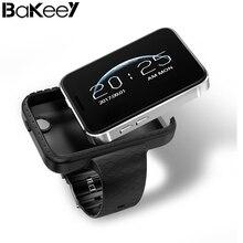 Bakeey i5S 2.2-дюймовый MTK2502C шагомер карты памяти GSM MP3 MP4 Камера интеллектуальному мобильному часы 64 ГБ + 128 МБ Поддержка Дистанционное управление