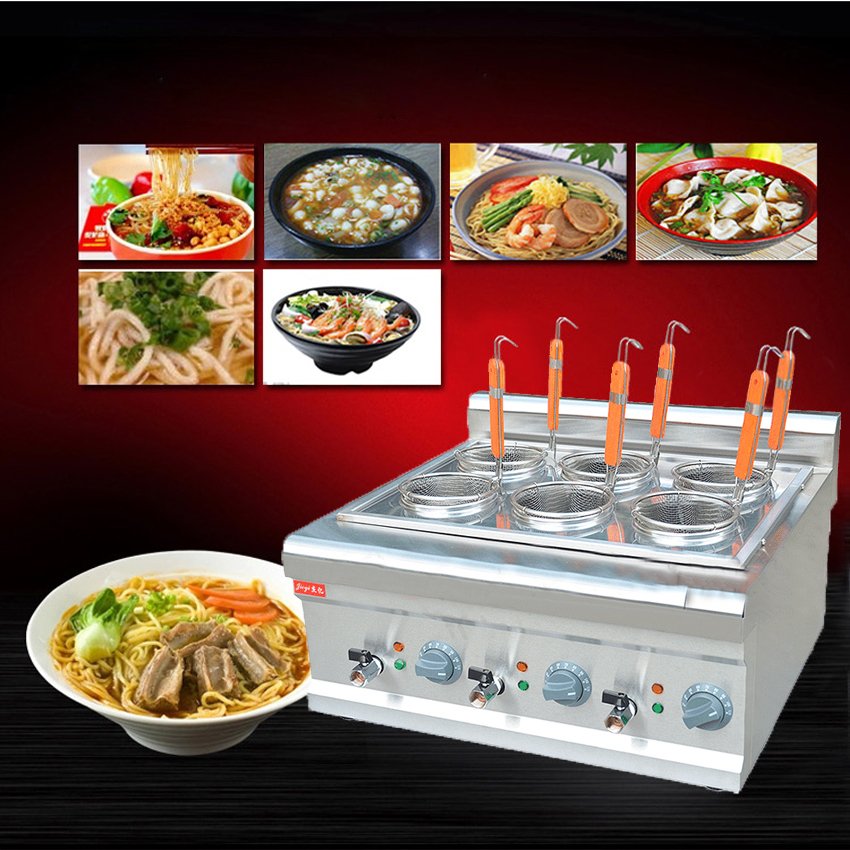 1PC FY-6M New and high quality electric pasta cooker,noodles cooker,cookware tools,cooking noodles machine цена