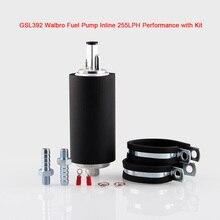 Bir araba yakıt pompası GSL392 yüksek basınçlı yakıt enjeksiyon pompası modifiye araba Inline yakıt pompası yüklü araba modifikasyon parçaları